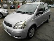 2004 Toyota Echo NCP10R Silver 4 Speed Automatic Hatchback Woodville Charles Sturt Area Preview