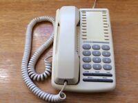 Audioline telephone handset, perfect condition