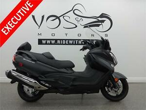 2017 Suzuki Burgman 650 -Stock #V2454 - No Payments for 1 Year**