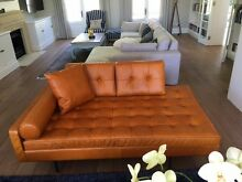 Brand New Italian Leather Daybed Mosman Mosman Area Preview