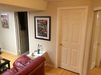 Beautiful basement apartment in perfect location in Mississauga!