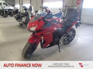 2013 Honda CBR 500 REDUCED NEW TIRES LOW KMS CLEAN