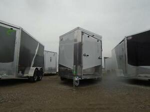 DISCOUNTED ALUMINUM DRIVE IN/OUT 19' AMERALITE TRAILER London Ontario image 2