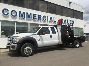 2015 Ford Super Duty F-550 XLT Picker Truck - On Sale NOW!!!