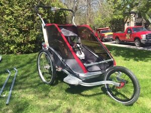 Stroller / Jogger Le Chariot / Thule Cougar 2