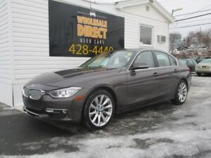 2013 BMW 3 Series SEDAN 328i XDRIVE 2.0 L