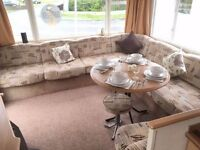 Lovely static caravan 12 month park Worcester with fishing
