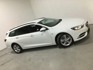2019 Holden Commodore ZB MY19 LT Sportwagon White 9 Speed Sports Automatic Wagon Mile End South West Torrens Area Preview