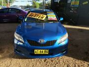 2008 Toyota Camry ACV40R Sportivo Blue 5 Speed Automatic Sedan Minchinbury Blacktown Area Preview