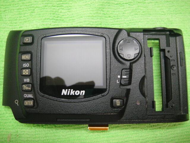 GENUINE NIKON D70  LCD WITH REAR CONTROL BOARD REPAIR PARTS