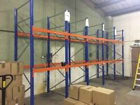 3000mm x 1100mm per bay pallet racking