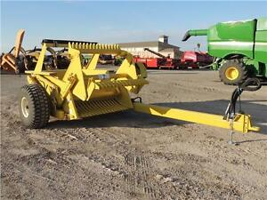 "2017 Degelman 6000 Rock Picker - 60"" grill, hydraulic drive"