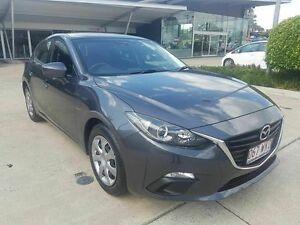 2014 Mazda 3 BM5478 Neo SKYACTIV-Drive Grey 6 Speed Sports Automatic Hatchback Yamanto Ipswich City Preview