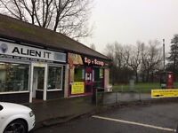 **** BUSINESS FOR SALE**** Cafe & Ice cream Parlour For Sale Barrhead Road G53