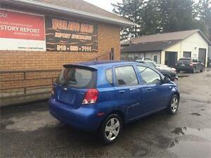 2007 Chevrolet Aveo LT*HATCH BACK**ONLY 150 KMS**GREAT CONDITION London Ontario image 2