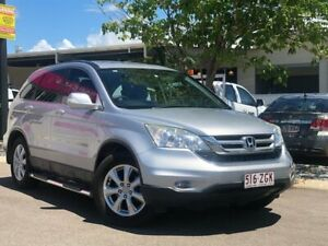 2010 Honda CR-V RE MY2010 Sport 4WD Silver 5 Speed Automatic Wagon Garbutt Townsville City Preview