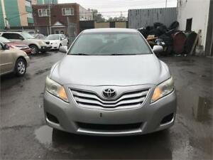 2010 Toyota Camry 4Cylinder 2.4L