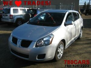 2009 Pontiac Vibe - 4 CYL - TOYOTA  MATRIX -REDUCED-WE DO TRADES