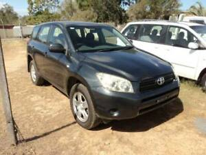 2006 Toyota RAV4 wagon - great value 4X4 - (see images/description) Kensington Bundaberg Surrounds Preview