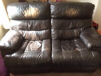 Two Seater Recliner