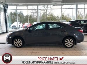 2014 Toyota Corolla MANUAL,FOGLIGHTS,HEATED SEATS & MORE!
