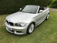 2009 BMW 118d M Sport Auto Convertible - Summer is coming! - New MOT