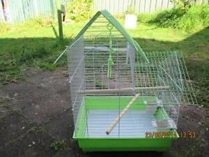 Baby budgie & Brand New  Medium Tower Cage   ( 408 ) Narara Gosford Area Preview