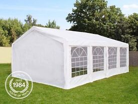 Great 4x8m Marquee Party / Event / Wedding Tent 4x8 in white