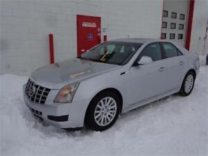 2012 Cadillac CTS Sedan AWD ~ Leather ~ Sunroof ~ $14,999