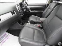 Mitsubishi Outlander 2.0 PHEV GX3h 5dr Leather 4WD