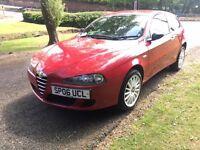 2006 Alfa Romeo 147 1.6 T Spark Turismo New shape very good service history