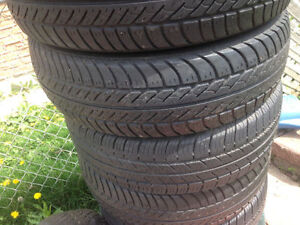~~ 2 All Season Goodrich Tires 185/65R14 ~~