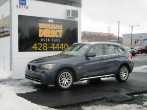 2012 BMW X1 SUV xDrive28i TwinPower Turbo 2.0 L