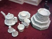 Eternal beau china various items