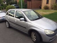 Corsa Non Runner 4 X New tyres and new battary