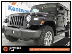 2015 Jeep Wrangler Unlimited Sahara Unlimited 4x4 trail rated!!