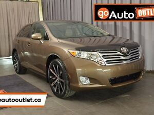 2011 Toyota Venza All-Wheel Drive
