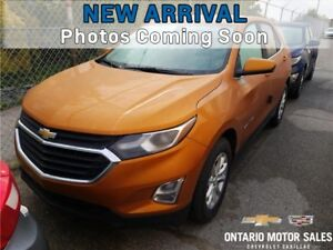 2019 Chevrolet Equinox LT REAR VISION CAMERA / XM SATELLITE R...