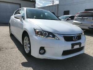 2011 Lexus CT 200h HYBRID Low km 115000km, NO ACCIDENT