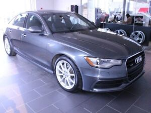 2015 Audi A6 2.0T Progressiv quattro 8sp | Nav | Back-up Cam |