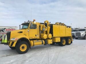 Used 2018 Rival T7 Hydrovac