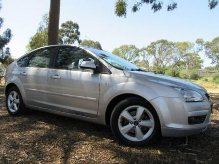 2006 Ford Focus LS LX Silver 4 Speed Sports Automatic Hatchback Doveton Casey Area Preview