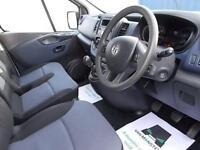 Vauxhall Vivaro 2.0CDTI [115PS] COMBI 2.9T EURO 5 DIESEL MANUAL WHITE (2015)