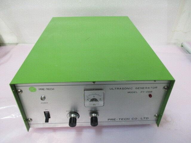 Pre-Tech Co., PT-06B, Ultrasonic Generator, 200V. 423005