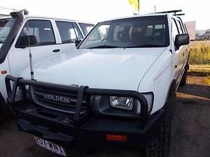 2001 Holden Rodeo Ute Mount Louisa Townsville City Preview