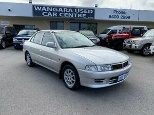 2000 Mitsubishi Lancer CE GLi Silver 4 Speed Automatic Sedan Wangara Wanneroo Area Preview