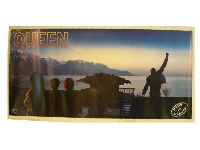 Queen Promo Poster Great Shot