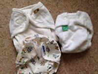 Cloth nappies (all you'll ever need)