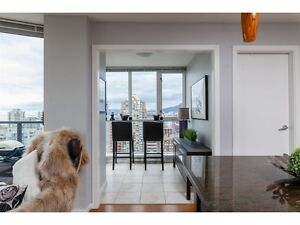 Gorgeous 1 br and Den Apartment. 25th Floor–Ocean & City Views Downtown-West End Greater Vancouver Area image 4