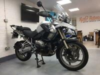 2009 - BMW R1200GS, EXCELLENT CONDITION, £7,500 OR FLEXIBLE FINANCE TO SUIT YOU